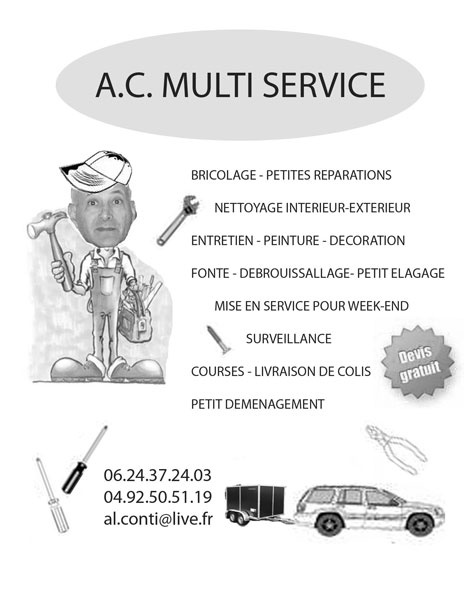 A.C Multi Services - www.TooEasy.fr